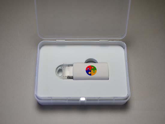 参天製薬様USBメモリ5