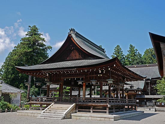 沙沙貴神社9